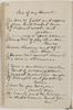 Box 16 Item IV/C: Dorothea Mackellar 'Verses 1907-1908', 1907-1908
