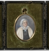 [Mary Reibey, watercolour on ivory miniature, ca. 1835]
