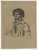 Item 1: Beerabahn or MacGill, Chief of Bartabah or Lake Macquarie, [1830?] / lithograph by H. B. W. Allan
