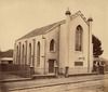 St Andrew's Scots Church, Sydney, 1870 / [attributed to Charles Pickering]