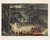 [Corroboree on the Murray River] / by Gerard Krefft, 1858