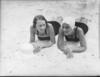 Beryl Lewis (left) and Nancy Lewis, Nielsen Park, Vaucluse