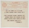 Series 05 Part 01 : Keith Aubrey Ferguson correspondence, 1915-1918, 1933-44, 1965
