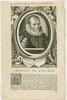 Charles de L'Ecluse, [between 1609-1800] / sculp. by N. de L'armessin
