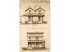 Elevation of addition to house, Berry's Bay, North Shore for Mr C.H. Woolcott