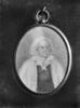 Miss Mary Reibey, portrait miniature