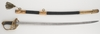 Swords belonging to Captain John Piper