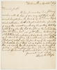 Series 42.10: Letter received by Banks from Elizabeth Bligh, 21 August 1809