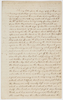 Series 23.15: Letter written by John William Harris to S.W. Clayton, ca May 1790