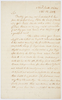 Series 20.71: Letter received by Banks from George Suttor, 12 November 1812