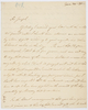 Series 18.025: Letter received by Banks from George Caley, 29 June 1799
