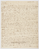 Series 18.036: Draft of a letter received by George Caley from Banks, 14August 1802