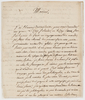 Series 06.136: Letter of application to join Pacific voyage, received by Nevil Maskelyne, Astronomer Royal, from Mr Andre, 31 March 1772