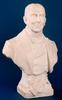 Bust of Harry Rickards (1843-1911), founder of the Tivoli Theatre, Sydney [ca. 1911] / J. White. Sculpt