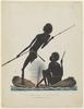 [Drawings of Aboriginal Australians, ca 1813-1819] / attributed to R. Browne]