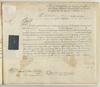 William Bligh - HMS Falcon, Commission, 1790