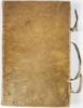 Abel Tasman - Journal titled `Extract Uittet Journael vanden Scpr Commandr Abel janssen Tasman, bij hem selffs int ontdecken van't onbekende Zuijdlandt gehouden', 1642-1643