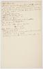 Series 63.01: Memorandum written in the hand of Banks, 12 December 1800