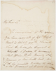 Series 59.01: Letter received by Banks from Lord Camden, 18 April 1805