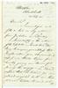 James Clark Ross - letters, 1845-1858