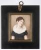 [Elizabeth Macquarie, ca. 1819 - watercolour on ivory miniature]