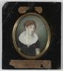[Elizabeth Macquarie, ca. 1810 - watercolour on ivory miniature]