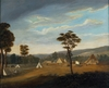 View of proposed town of Adelaide, ca. 1836-ca. 1837 / oil painting by William Light