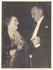 Flora Eldershaw and Frank Dalby Davison, writers, ca. 1938 / photograph by the Sydney Morning Herald and the Sydney Mail