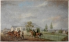 [Emu Hall, Penrith], 1866 / painted by Joseph Fowles