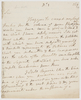 Series 73.054: Copy of a letter received by Friedrich von Humboldt from Banks, March 1798