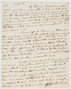 Series 73.048: Copy of a letter received by Antoine de Jussieu from Banks,10 August 1796