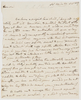 Series 73.024: Copy of a letter received by Charles Louis L'Heritier de Brutelle from Banks, 29 April 1788