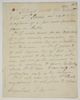 Series 72.047: Letter received by Banks from John Fothergill, 2 July [?]1773