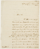 Series 37.11: Letter received by Banks from Arthur Phillip, 13 April 1790