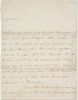 Letter from Evan Nepean to Thomas Townshend, Lord Sydney, 9 November [1786]