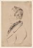 [Portrait of George R Nichols, the elder (possibly)], 1848 / drawn by Charles Rodius