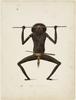 Magil, Corroboree dance [ca 1819-20] / [attributed to R.Browne]