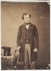 Daniel Deniehy, [1859-1860] / [studio portrait by Freeman Brothers]