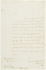 Series 39.103: Letter received by Philip Gidley King from George Hamilton, 12 November 1807