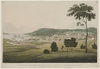 South-west view of Hobart Town, 1819 / George William Evans