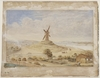 Sydney looking south from Flagstaff Hill, ca. 1821 / James Taylor