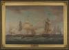 The ship Harriett in Tor Bay, 1819 / Thomas Whitcombe