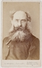 Anthony Trollope, English novelist, ca. 1875 / photographers Elliott & Fry, 55 Baker St, London