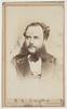 Robert Sparrow Smythe, traveller, concert manager and orator, ca. 1875 / photographer Davies, Melbourne