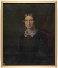 Mrs William Andrews, 1861 / painted by James Anderson