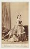 Anna Bishop, soprano, 1868 / Batchelder & Co. Photo. 41 Collins St. East. Melbourne