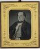 George Coppin, c.1855 / photographed by Thomas Glaister?
