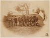 New South Wales Government Printing Office Volunteer Fire Brigade, 188- / photographer unknown