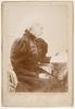 Anne Maria Henty, ca. 1890 / photographer Ernest M. Martin