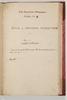 Volume 03 Item 08: Walter Edmund Roth Bulletin No. 18 Social and Individual Nomenclature, 1904-1906